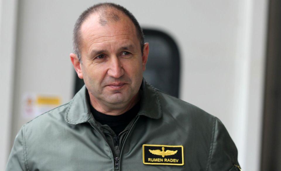 Генерал Румен Радев