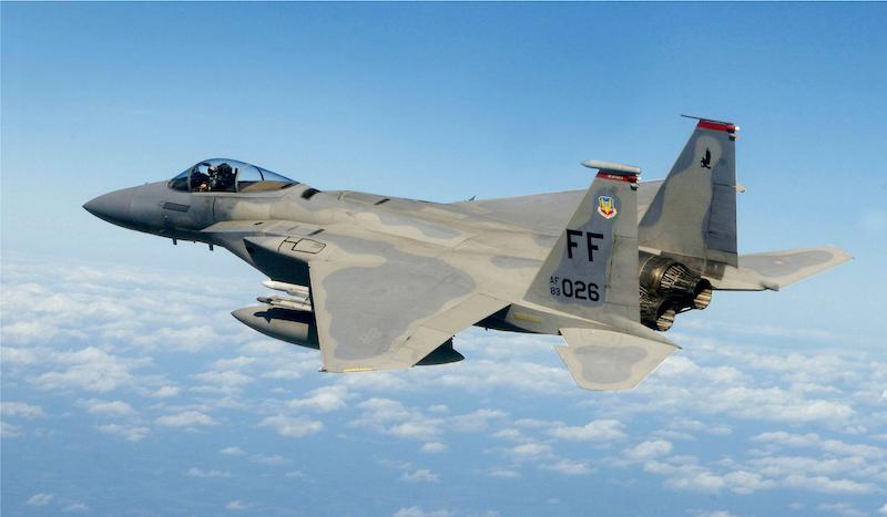 Американски F-15 ©WikiMedia