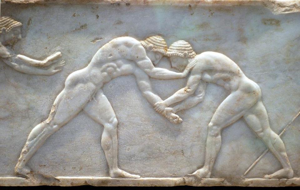 олимпиада древна гърция