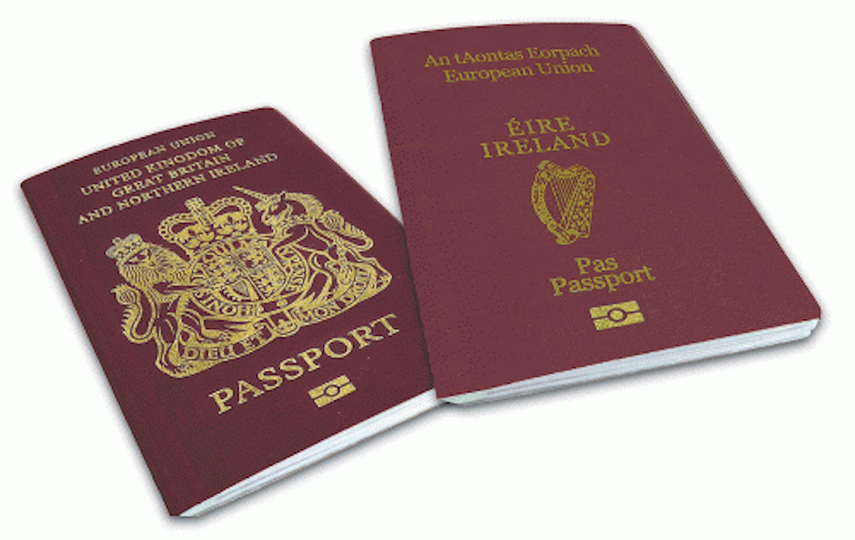 british-irish-passports