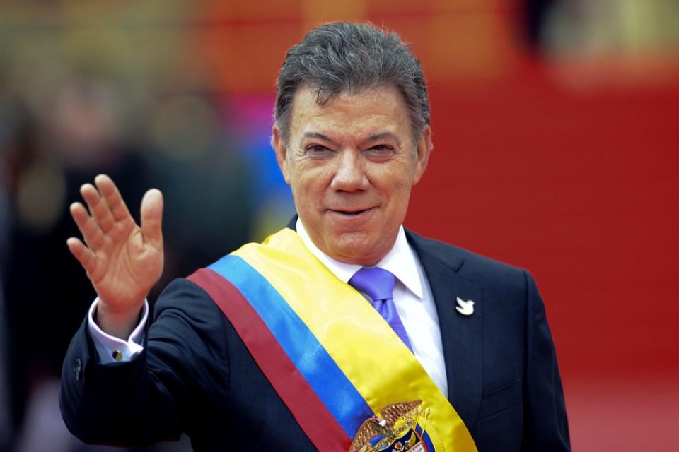 Хуан Мануел Сантос