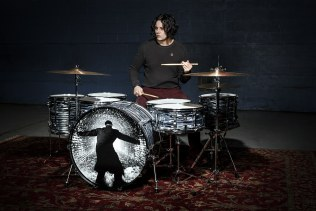 Jack White, The White Stripes, ©Deirdre O'Callaghan