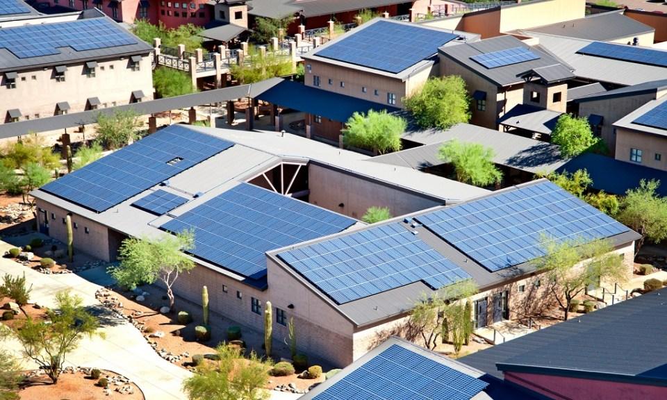 Снимка: SolarCity