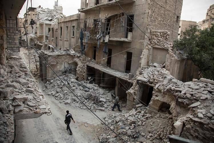 Алепо...