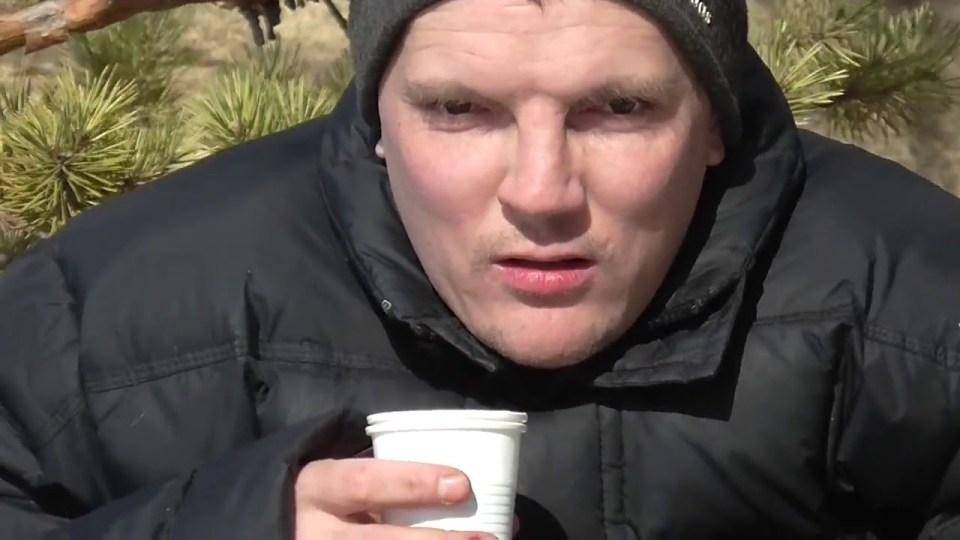 руснак пияница