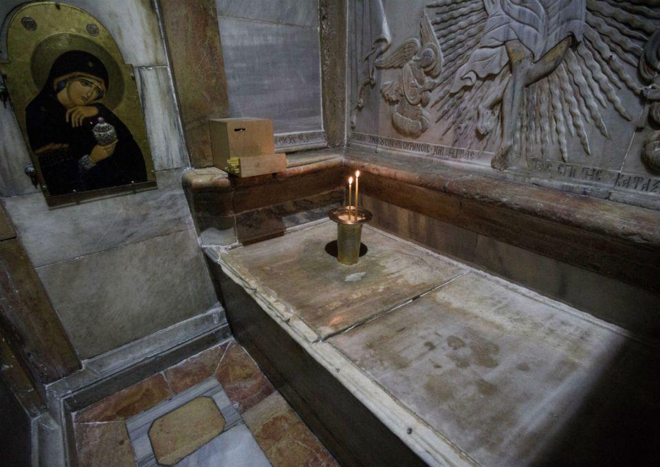 Гробницата на Иисус Христос