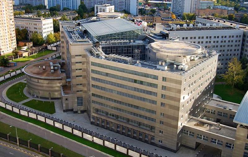 Централата на ГРУ в Москва