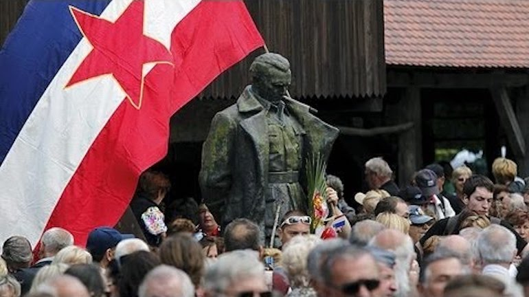 хърватия комунисти
