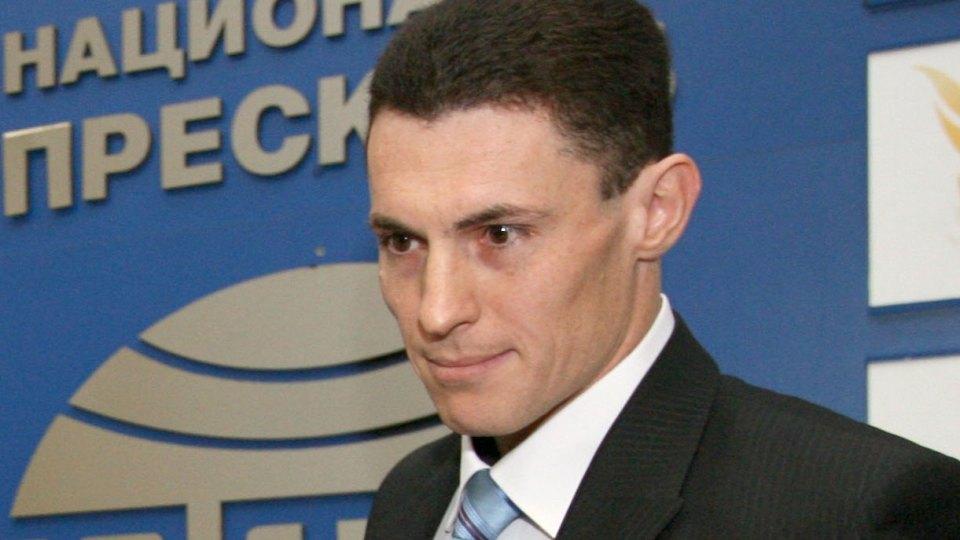 Константин Проданов. Снимка: БГНЕС
