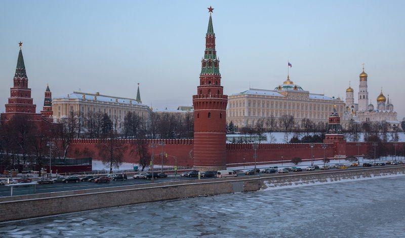 Кремъл, ©EPA/БГНЕС