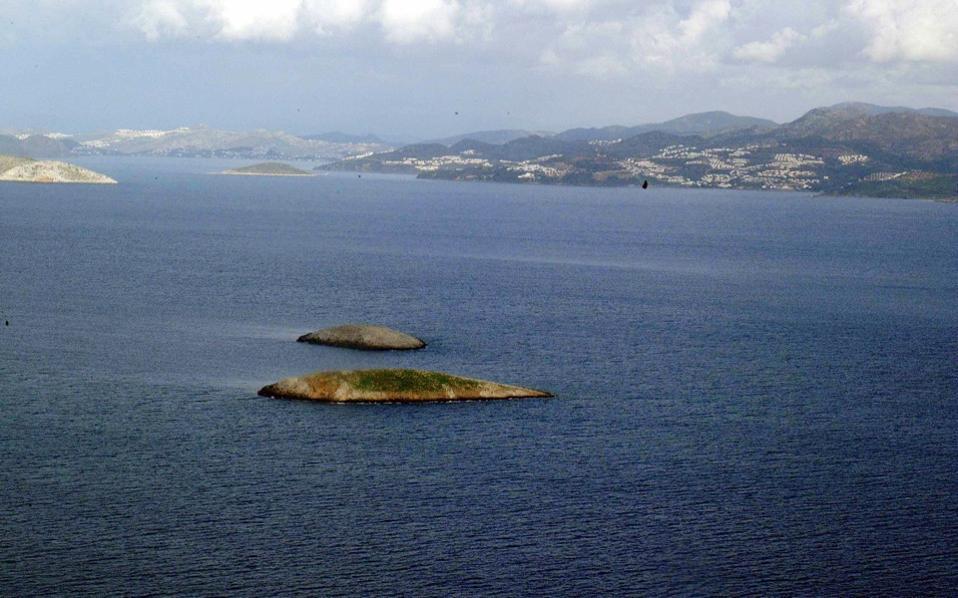 """Островите Имиа. Снимка: """"Катимерини"""""""