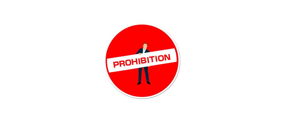 楽天市場での禁止行為
