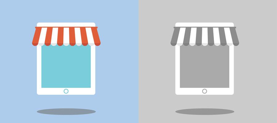 ネットショップの売れない理由と売れるネットショップとの違い