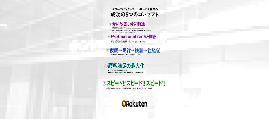 楽天の商品画像登録ガイドライン