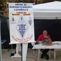 ACTIVACIÓN de la TORRE TELEGRÁFICA ÓPTICA en EL VEDAT de TORRENT