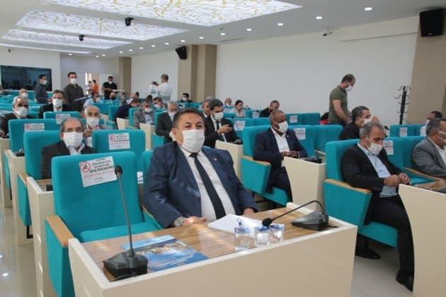 Büyükşehir Belediye Meclisinin Ekim Ayı birleşim toplantıları sona erdi.
