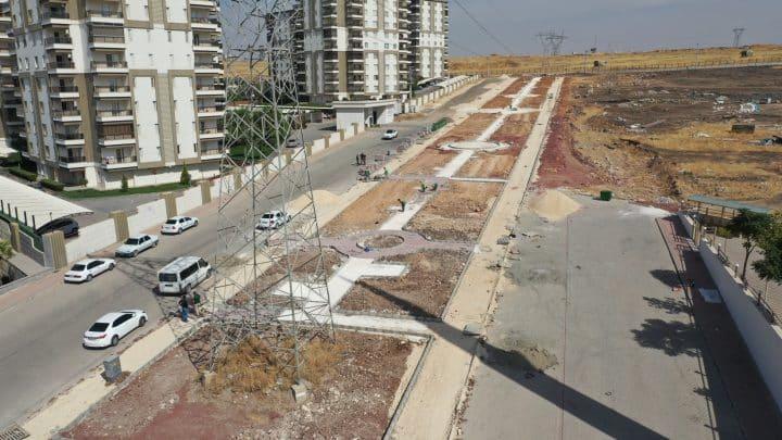 KKöprü Bld- Mehmetçik'e 9 bin metrekarelik park kazandırılıyor (3)
