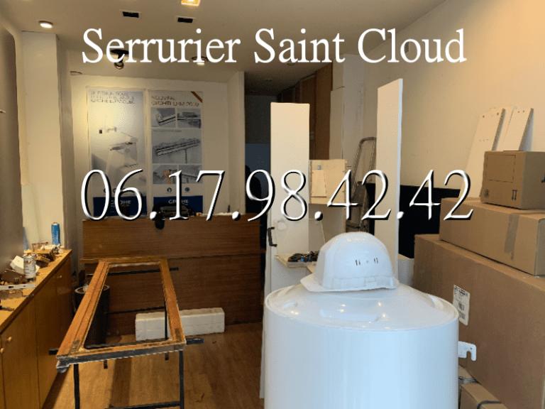 Serrurier Saint Cloud