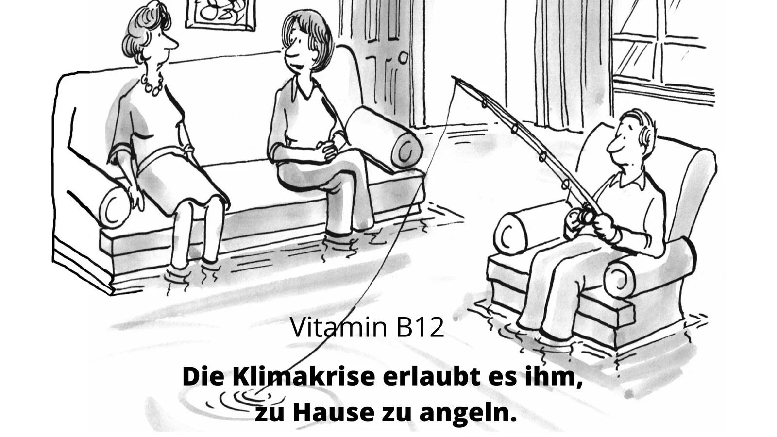 Vitamin B12. Das Nadelöhr für unser Überleben