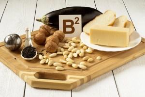 Vitamin B12 und Vitamin B2