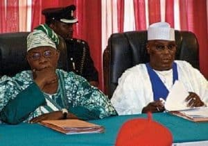 Presidency Olusegun Obasanjo And Atiku Will Lose 2019 Election