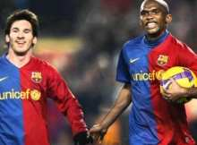 Samuel Eto'o Made Barca Win Under Guardiola