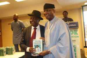 Rev Hon Francis Ejiroghene Waive Book Presentation - Road to the House