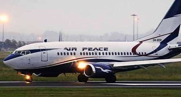 AIR PEACE DELIVERS FEDERAL GOVERNMENT MEDICAL SUPPLIES