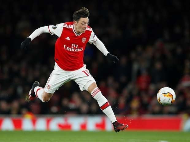 Mesut Ozil Move To Fenerbahce End Arsenal Contract 1