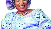 Benue State First Lady, Mrs Yemisi Suswam
