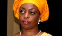 Minister of Petrleum Resources, Mrs Deziani Allison-Madueke