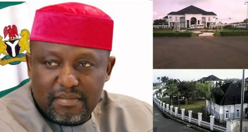 Rochas Okorocha and his N1B Mansion