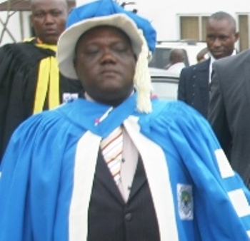 S.S Ebisine, Acting Provost of College of Education,Warri