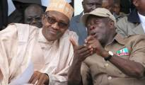 Buhari and Oshiomole