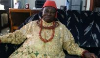 President General (Interim Admin) of the Urhobo Progressive Union (UPU), Chief Gabriel Ofortokun