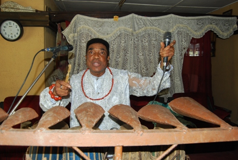 King of Urhobo music, Okpan Arhibo