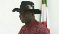 President of Iisoko Development Uinion, Amadhe