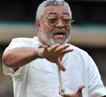 Jerry Rawlings of Ghana