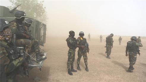 CAMEROUN BOMBER