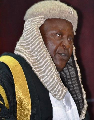 Speaker, Delta State House of Assembly, Rt (Hon) Monday Igbuya