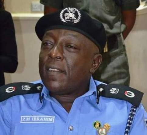 Delta State Commissioner of Police, Zanna Ibrahim