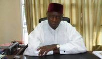 Chairman of Gambia Electoral Commission, Alieu Momar Njai