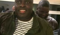 Chief James Ibori homeward bound
