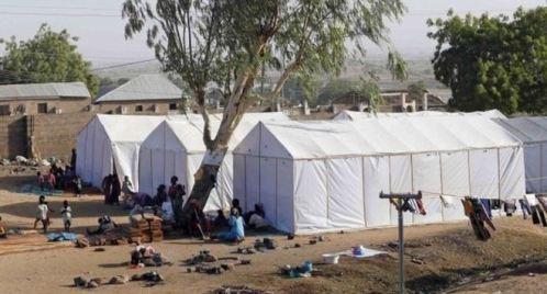 Scores  Feared Dead as Nigerian Jet  Drops Bomb on IDP Camp