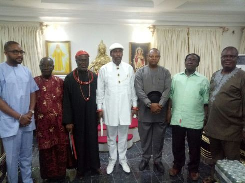 N'Delta: Boroh, Entourage Storm Tompolo's Community Ahead of Vice President's Visit
