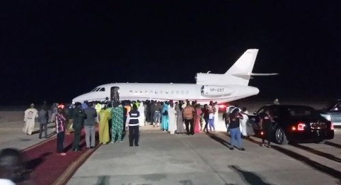 The-plane-that-took-Jammeh-away