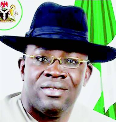 Governor of Bayelsa State, Seriake Dickson