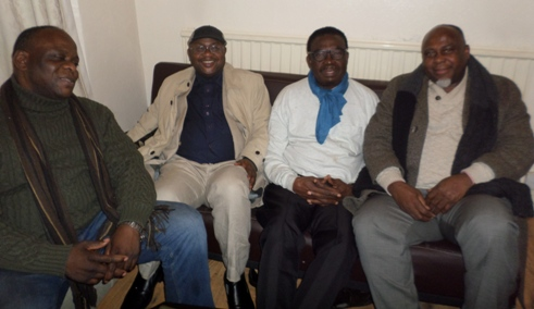 Urhobo Leader, Johnson Barovbe Takes Search For Urhobo Unity To United Kingdom (PHOTOS)