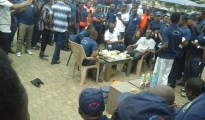 Food competition during the tax awareness campaign by Delta State Board of Internal Revenues,  in Asaba