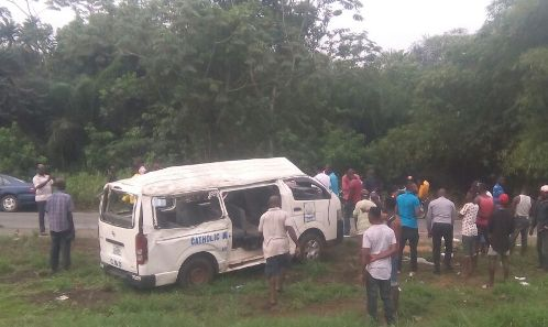 JUST IN: Three Secondary School Principals  Die in Auto-Crash In Delta State